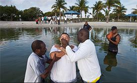 Pastors' Task Force on  SBC Evangelistic Impact & Declining Baptisms