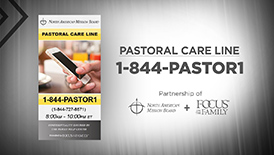 New SBC pastor care line helps pastors in crisis
